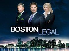 波士顿法律第四季