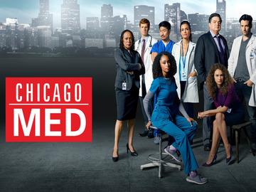 芝加哥医院第一季 科林·唐纳