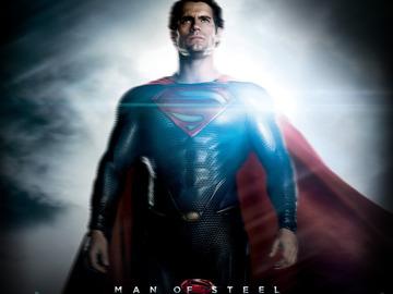 超人:钢铁之躯 亨利·卡维尔