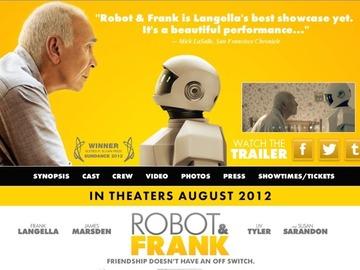 机器人与弗兰克 丽芙·泰勒