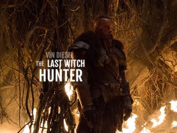 最后的巫师猎人 伊利亚·伍德