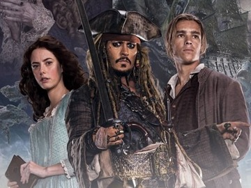 加勒比海盗5:死无对证 奥兰多·布鲁姆