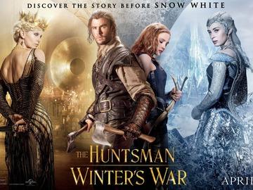 猎人:冬之战 克里斯·海姆斯沃斯