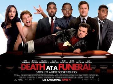 葬礼上的死亡 彼特·丁拉基