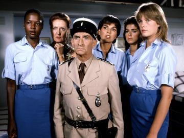 警察与女兵 路易·德·菲耐斯