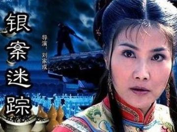 银案迷踪 杨丽菁