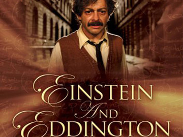 爱因斯坦与爱丁顿 乔迪·梅