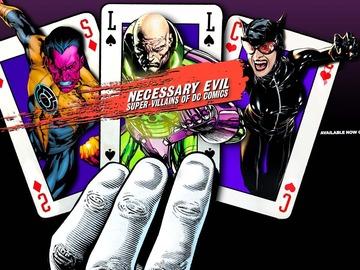 不可或缺的邪恶:DC宇宙中的超级罪犯 克里斯托弗·李