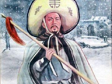 林冲 邓楠