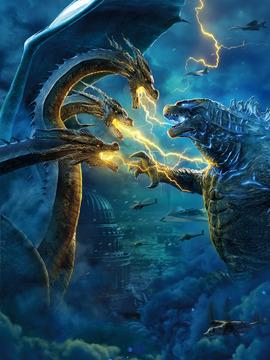 哥斯拉:怪兽之王