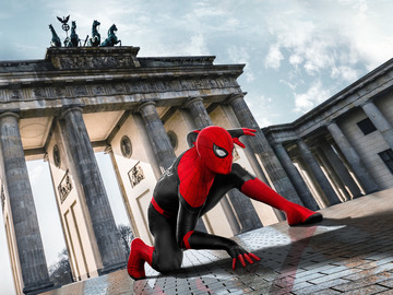 蜘蛛侠:英雄远征 塞缪尔·杰克逊