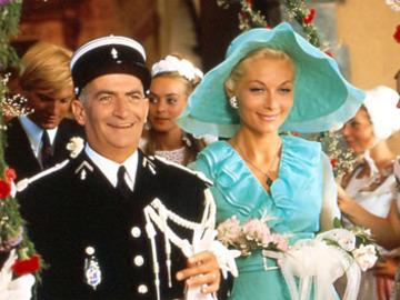 警察结婚记 路易·德·菲耐斯