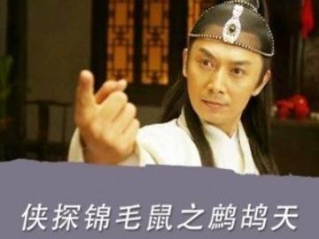 侠探锦毛鼠之鹧鸪天 杨安琪