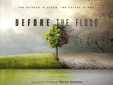 洪水来临之前 莱昂纳多·迪卡普里奥