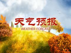 广西旅游天气预报